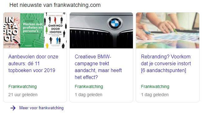 3 verschillende richcars te zien van: frankwatching.com